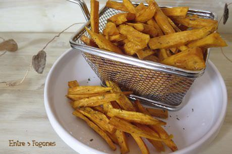 Batatas Fritas al Orégano