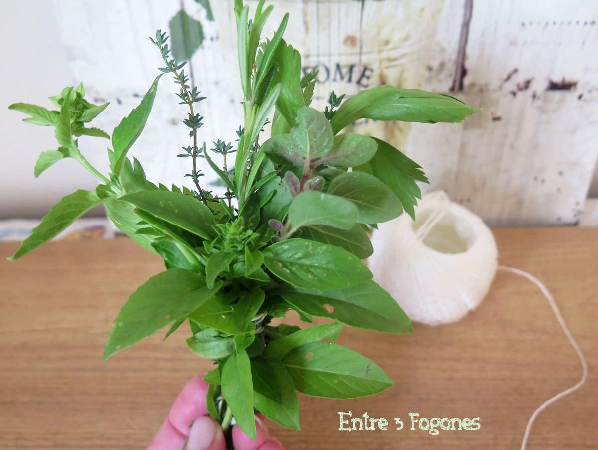 Photo of Bouquet Garni. Ramillete de Hierbas para Cocinar