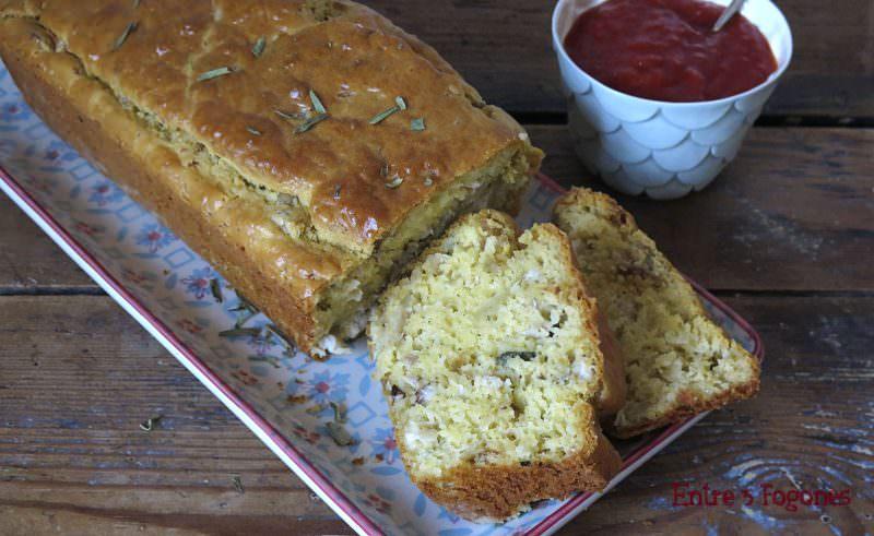 Cake de Pollo al Estragón