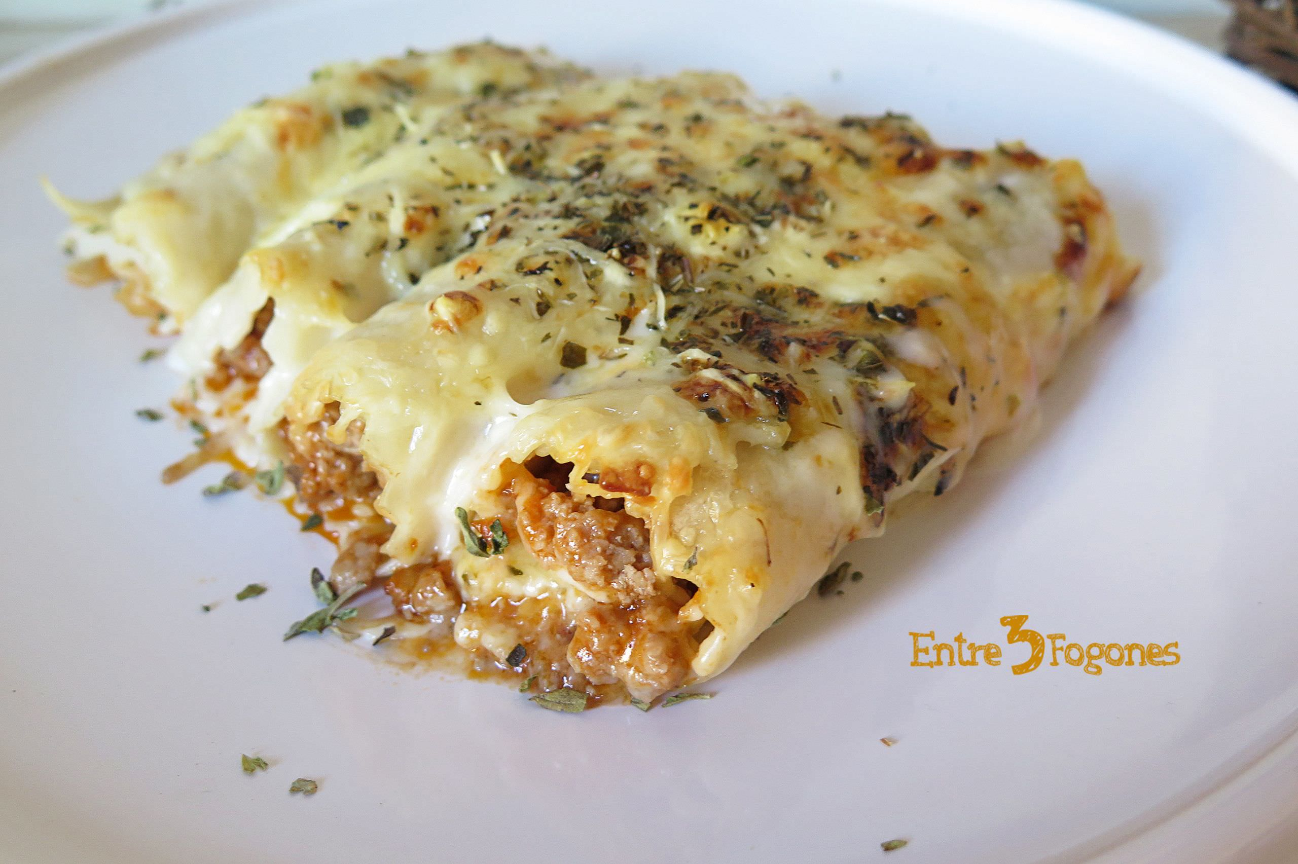 Photo of Canelones de Carne y Foie