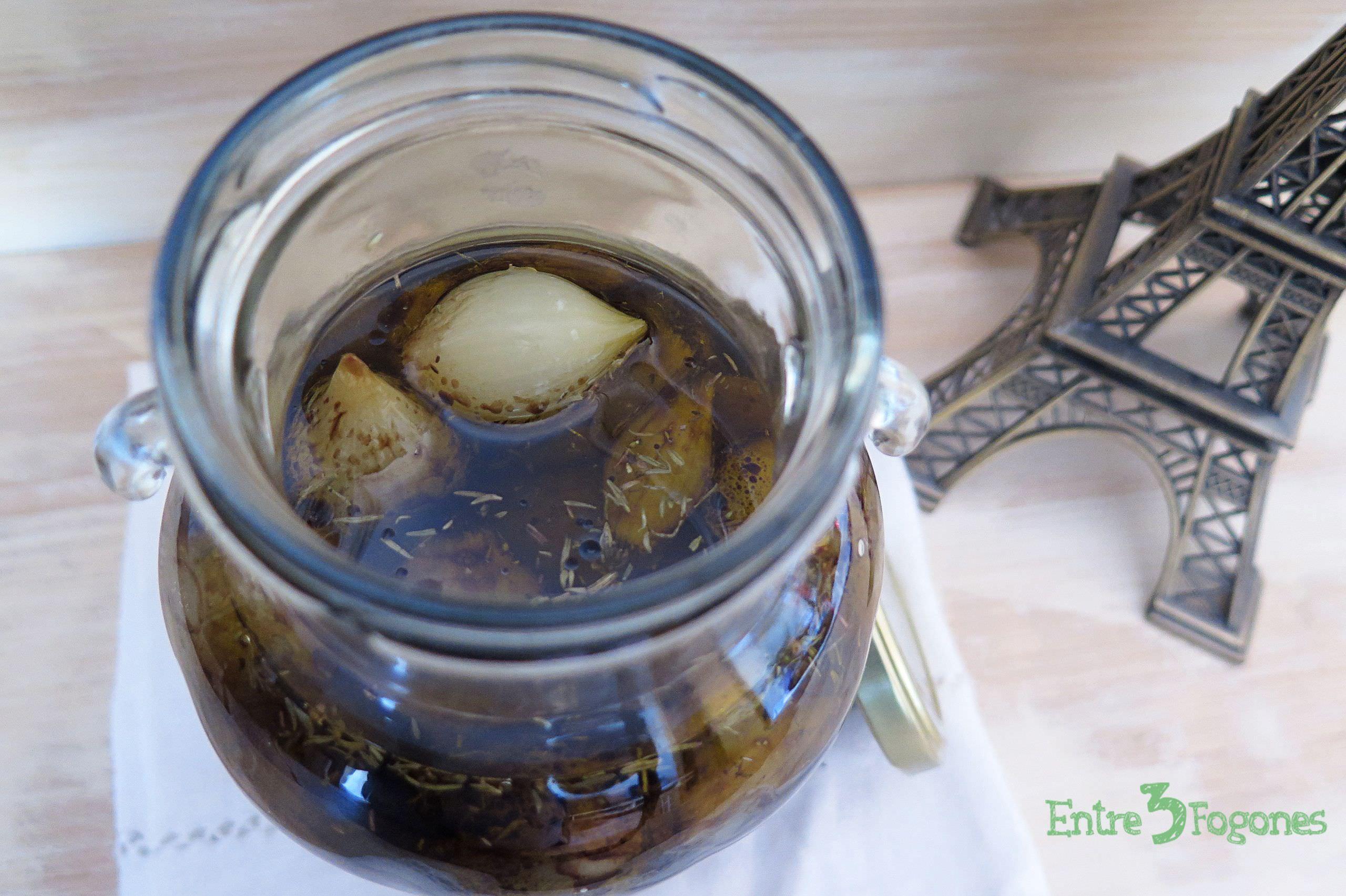 Cebollitas en Vinagre de Módena