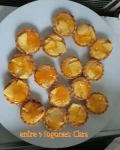 Pastelitos de manzana