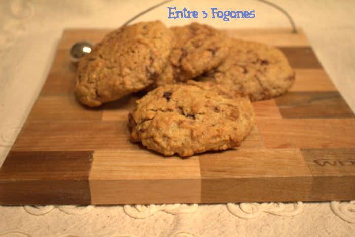 Photo of Galletas de Avena y Chocolate