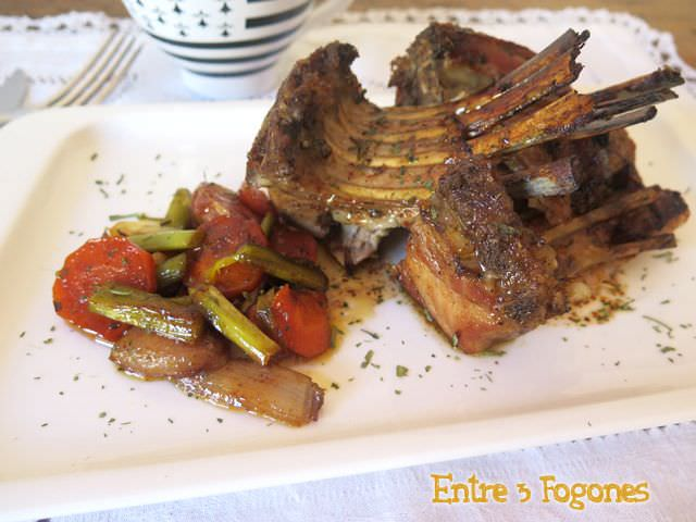 Photo of Costillar de Cabrito al Horno