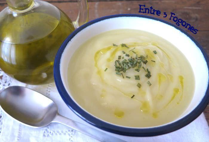 Photo of Crema de Calabacín e Hinojo