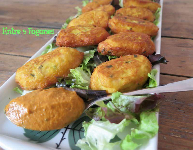 Croquetas de Bacalao y Patata