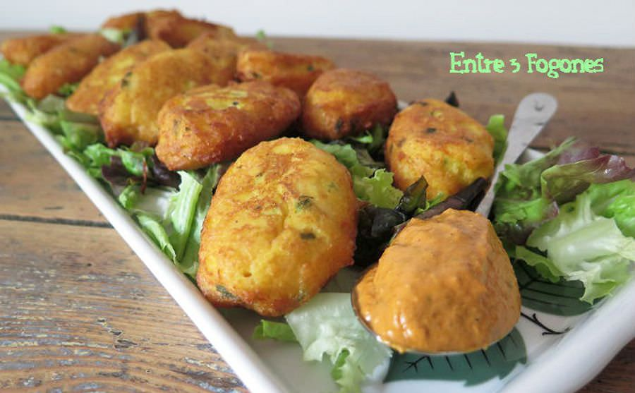 Photo of Croquetas de Bacalao con Patata