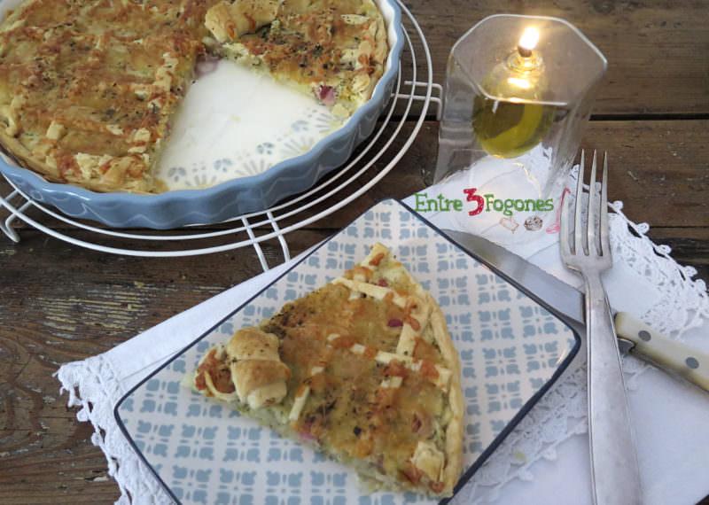 Crostata de Patatas