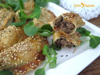 Empanadillas de Roast Beef