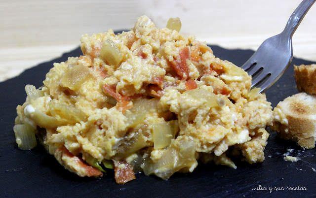 Huevos Perico