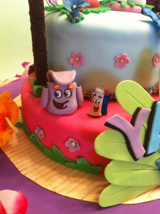 Tarta Dora