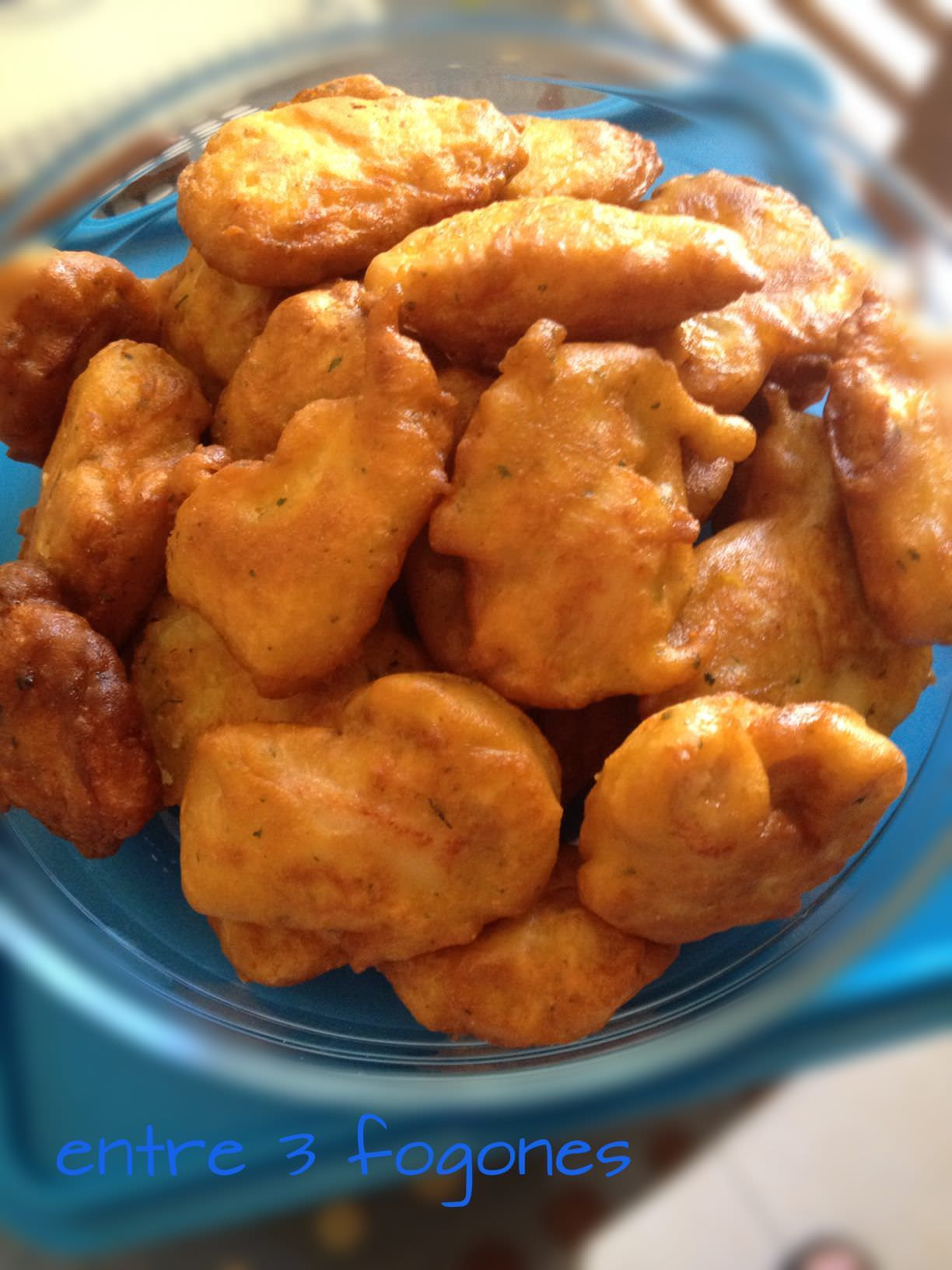 Photo of Nuggets de Pollo Sin Gluten