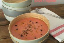 Photo of Sopa de Tomate y Melón al Cilantro