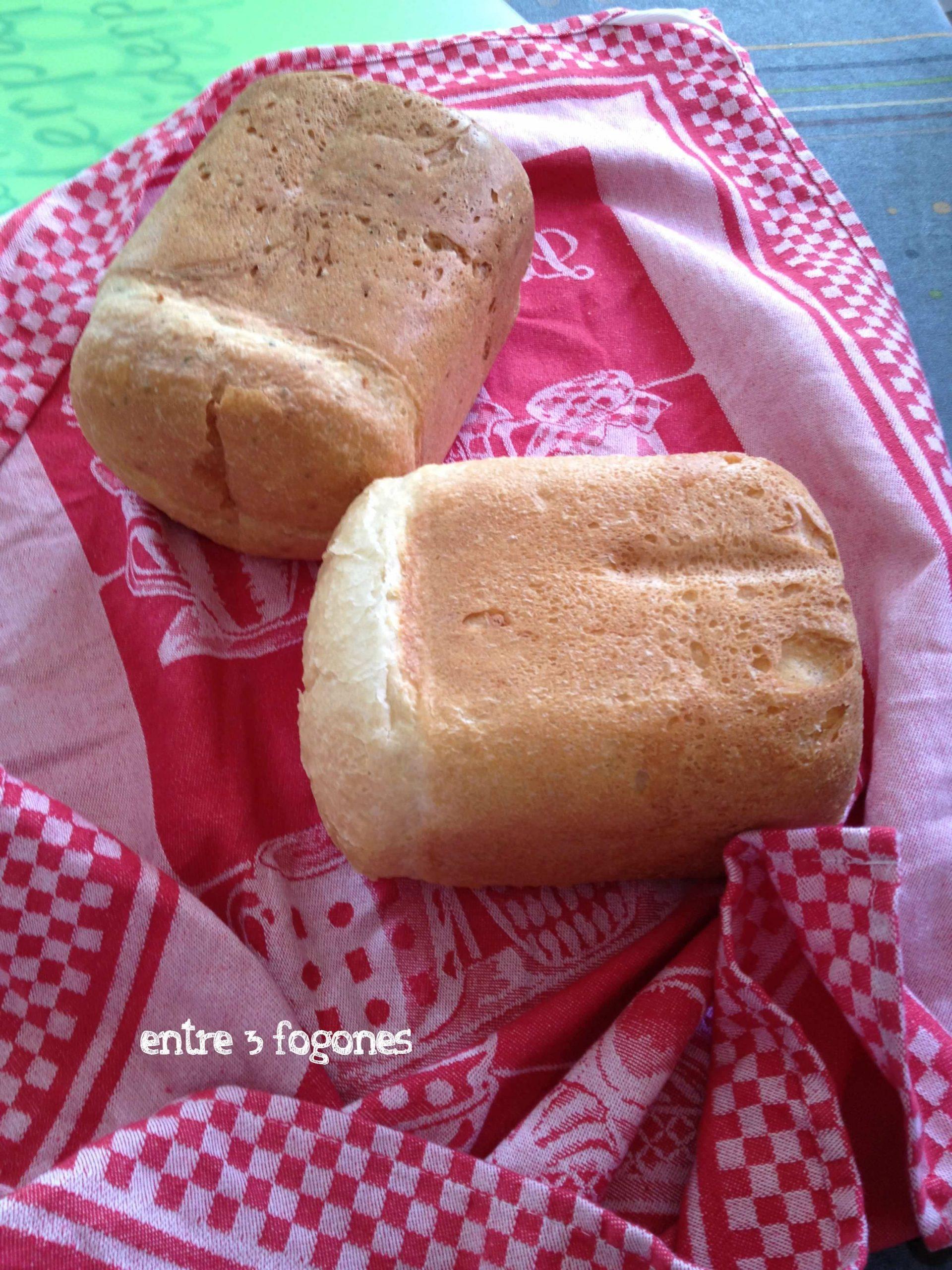 Pan de Molde Tierno