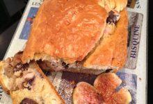 Cake de Higos y Jamón York