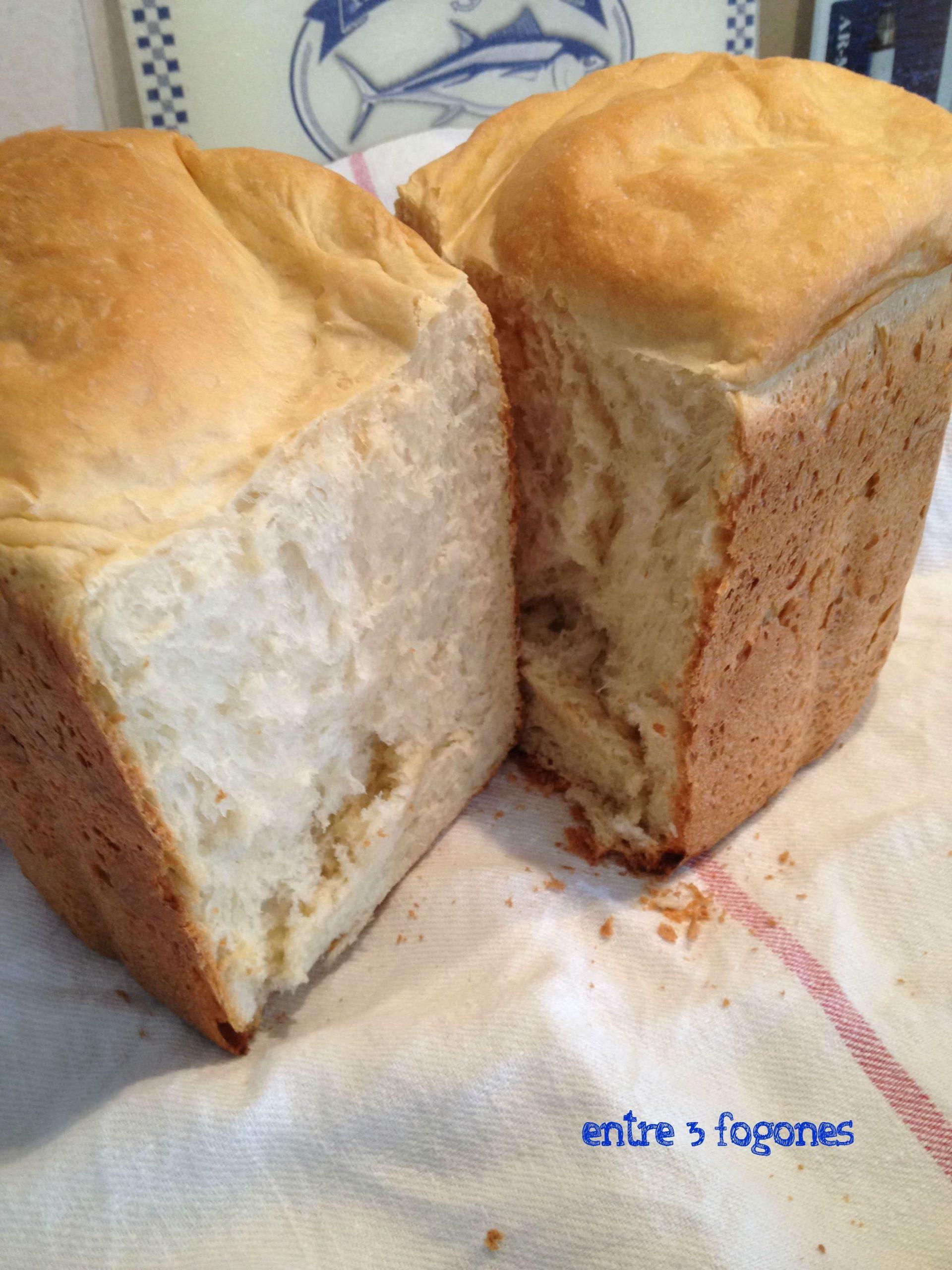 Pan de Molde con Bebida de Avena