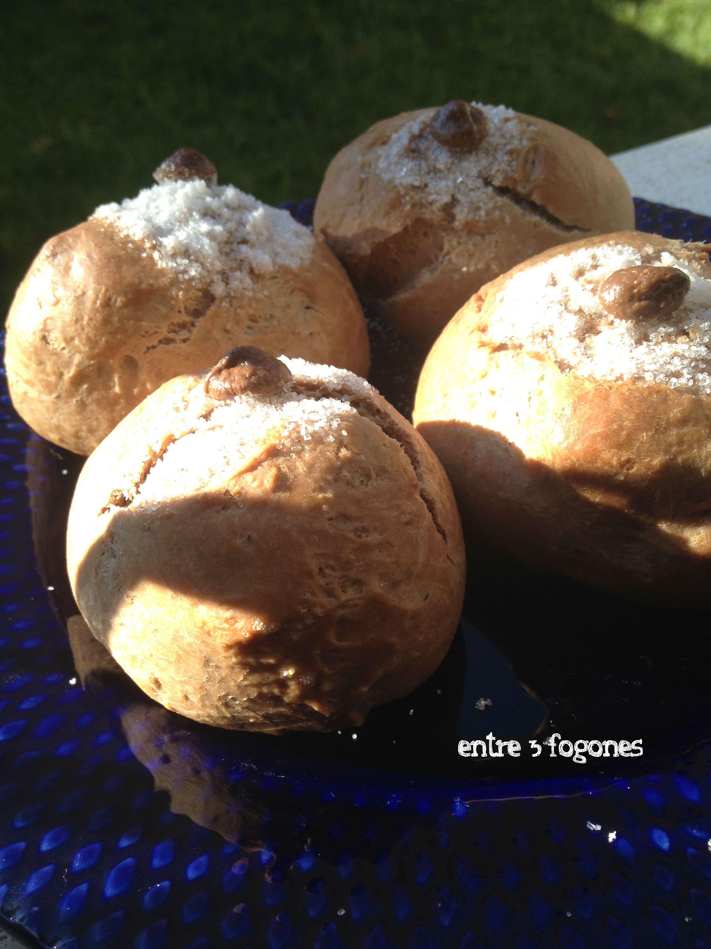 Photo of Bollitos de Leche con Chocolate