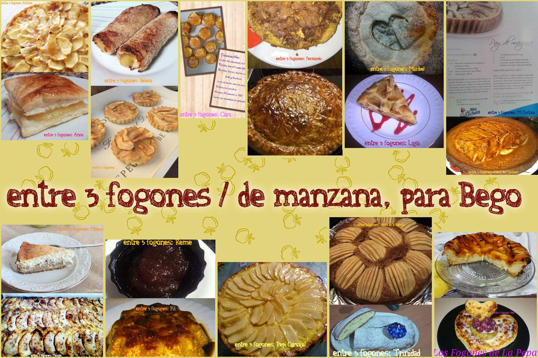 Photo of De Manzana, para Bego