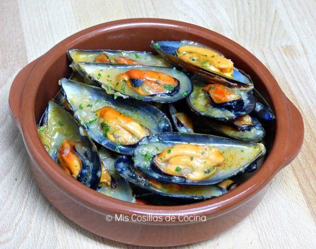 Mejillones a la Marinera- Mis Cosillas de Cocina