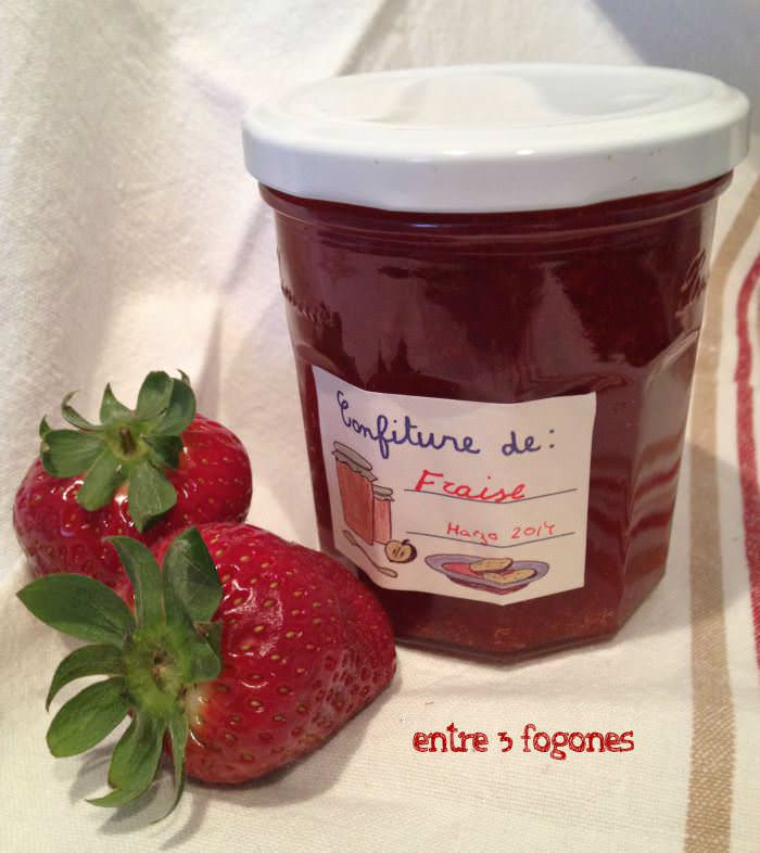 Photo of Mermelada de Fresas