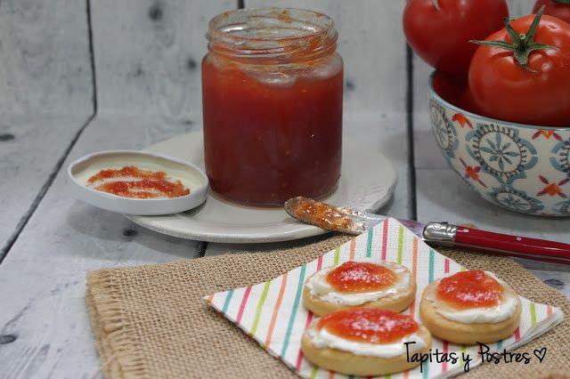 Mermelada de Tomate y Clavo