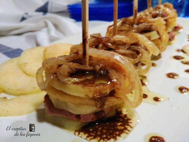 Montadito de Patata
