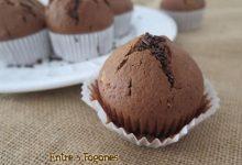 Muffins de Chocolate y Yogur de Cabra
