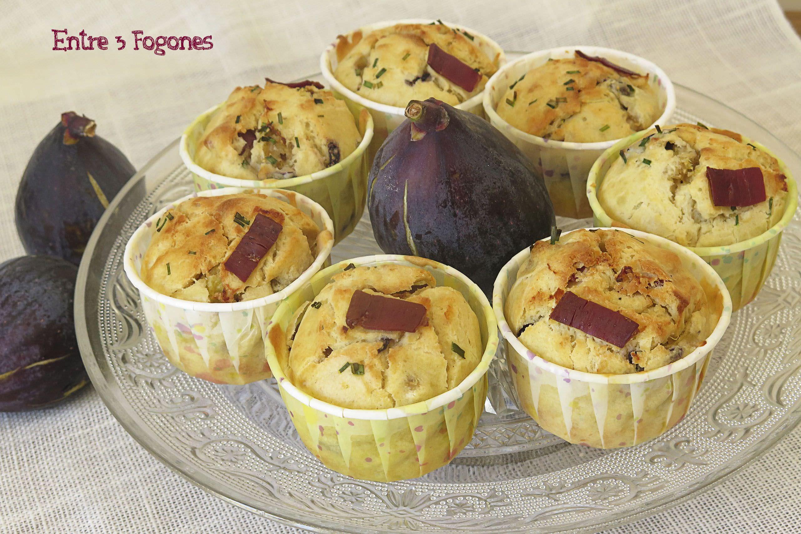 Photo of Juego de Blogueros 2.0: Cakes de Higos con Jamón de Pato
