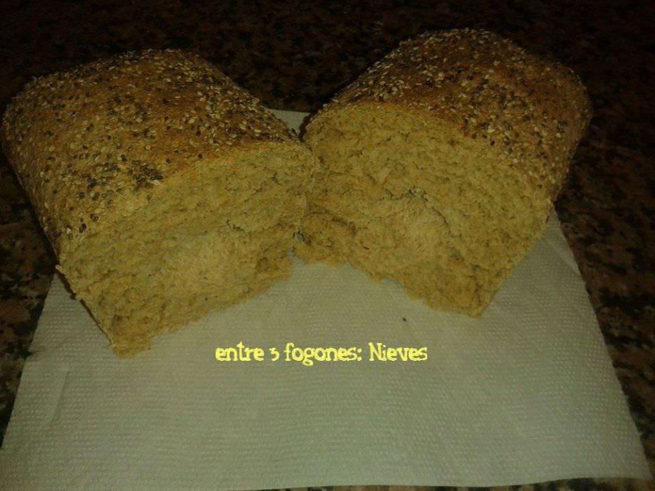 Pan con cereales Nieves.1