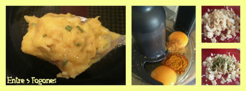 Pasos Croquetas de Bacalao y Patata