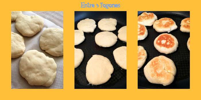 Pasos Muffins Ingleses