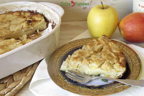 Pastel de Manzana al Calvados