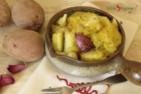"""Patatas para Guarnición """"Al Montón"""""""