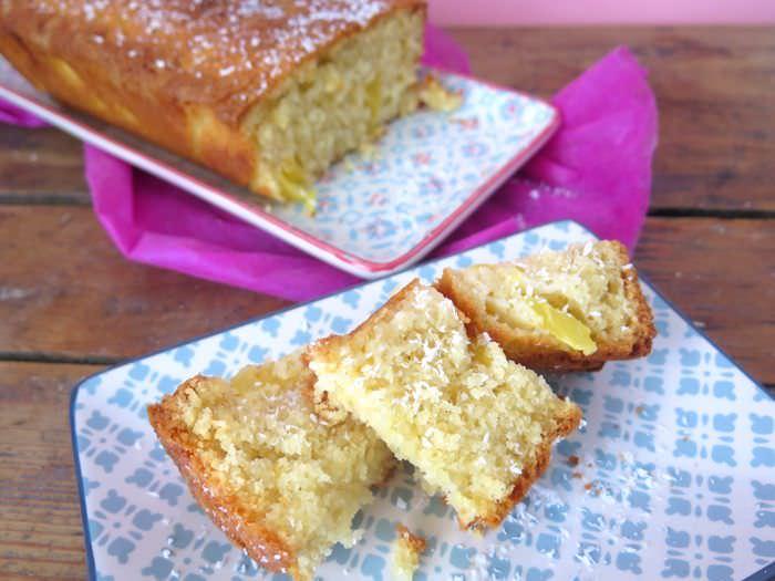 Photo of Cake de Piña Natural y Coco Rallado