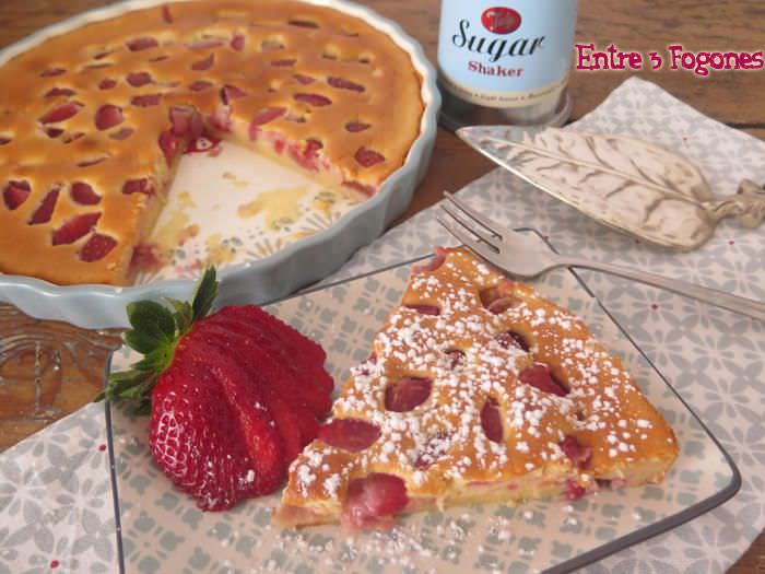Photo of Clafoutis de Fresas