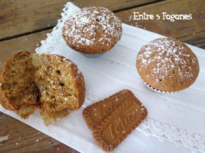 Muffins de Spéculoos
