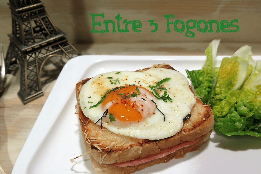 Photo of Sándwich Croque Madame