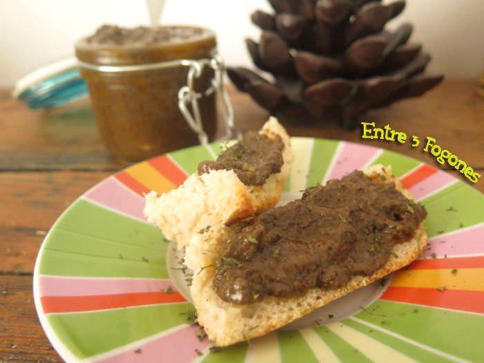 Photo of Tapenade o Paté de Aceitunas Negras