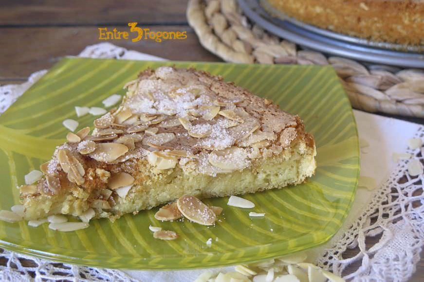 Receta Bizcocho de Almendras y Patata