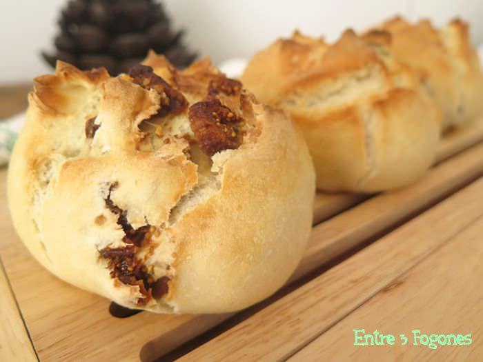 Receta Pan de Higos