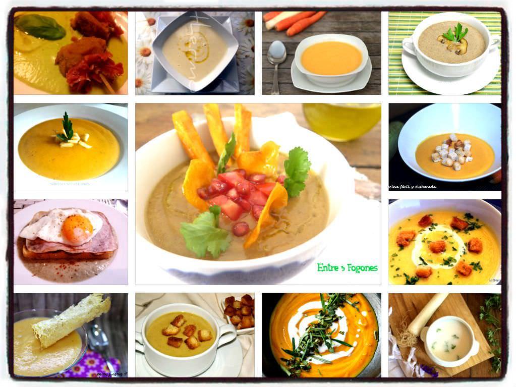 Recetas de Cremas de Verduras