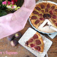 Tarta de Higos Violetas