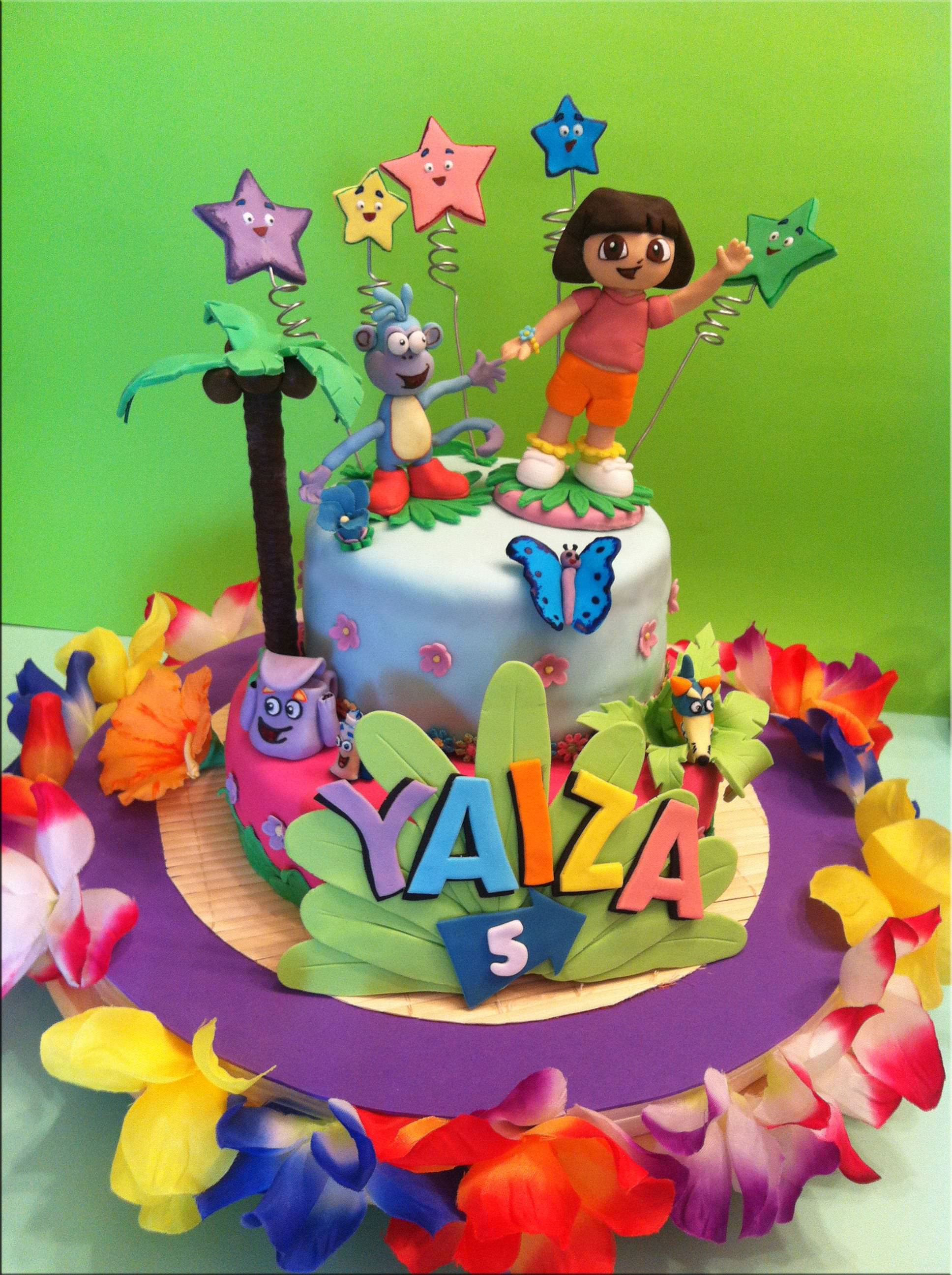 Photo of Tarta Dora con Bizcocho sin Huevo