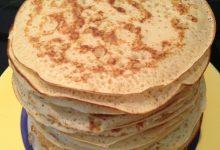 Photo of Receta Clásica de Tortitas Americanas o Pancakes